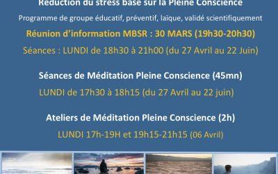 Méditation Pleine Conscience à Casa Yoga!