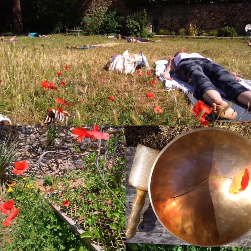 cycle méditation pleine conscience Cours de yoga méditation MBSR saint gilles croix de vie vendée